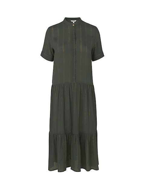 8638946faec4 Shop Alvild Sando Dress - Green - mbyM