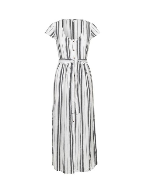 8468eb1fa7bc Shop Blakely Dress - Striped - mbyM
