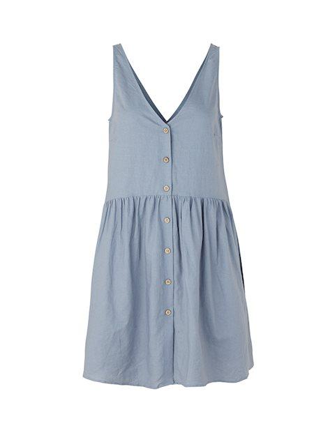 d581849b6705 Shop Cherelle Deron Dress - Blue - mbyM