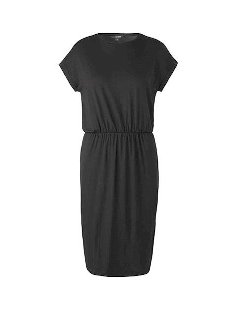 a6e37cbc0da Shop Deep Dress - Black - mbyM
