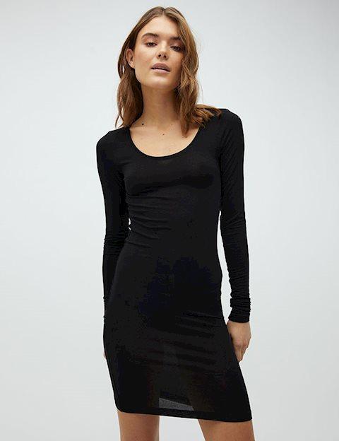 327515c539e Shop Hanna Gogreen Dress - Black - mbyM