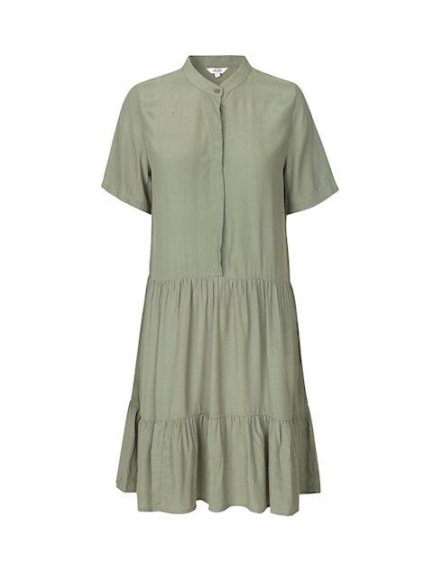 f8bbc93e3fc Shop Lecia Dress - Green - mbyM