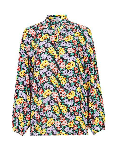 231f4d05018d Shop Lottie Blouse - Print - mbyM