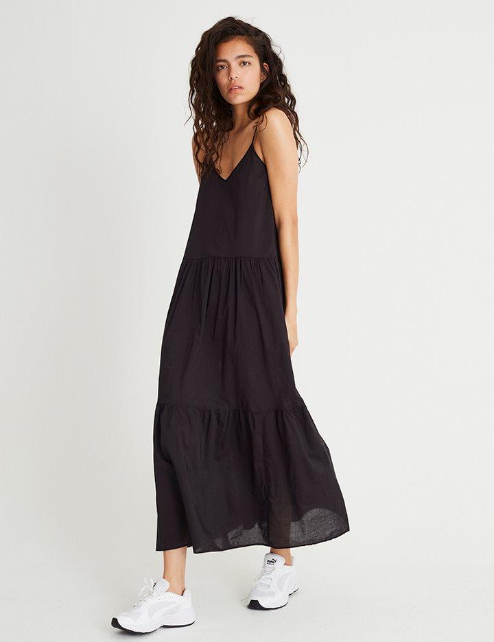 f64262cc7475 Shop Marla Dress - Black - mbyM