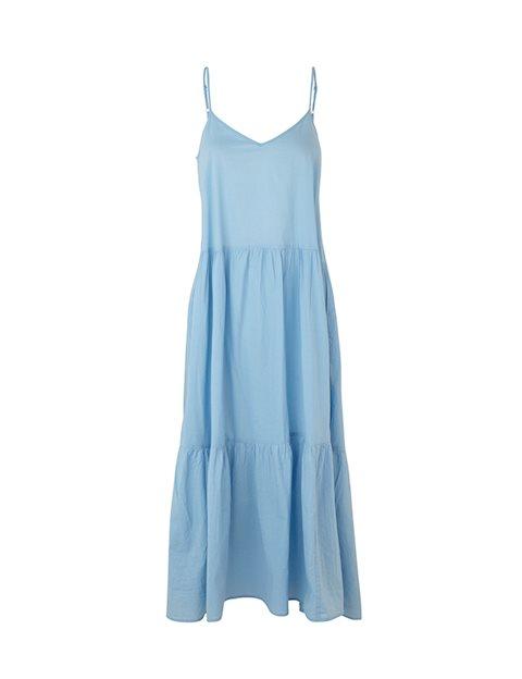 88ffef124dfa Shop Marla Dress - Blue - mbyM