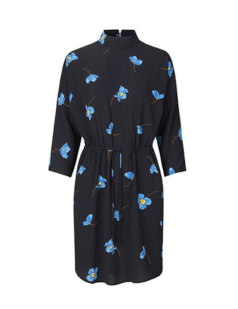 f9151aeecf7f Shop Mash Dress - Blue - mbyM