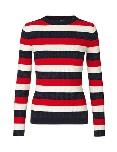 1854f7bf Shop Minnie Knit - Red - mbyM