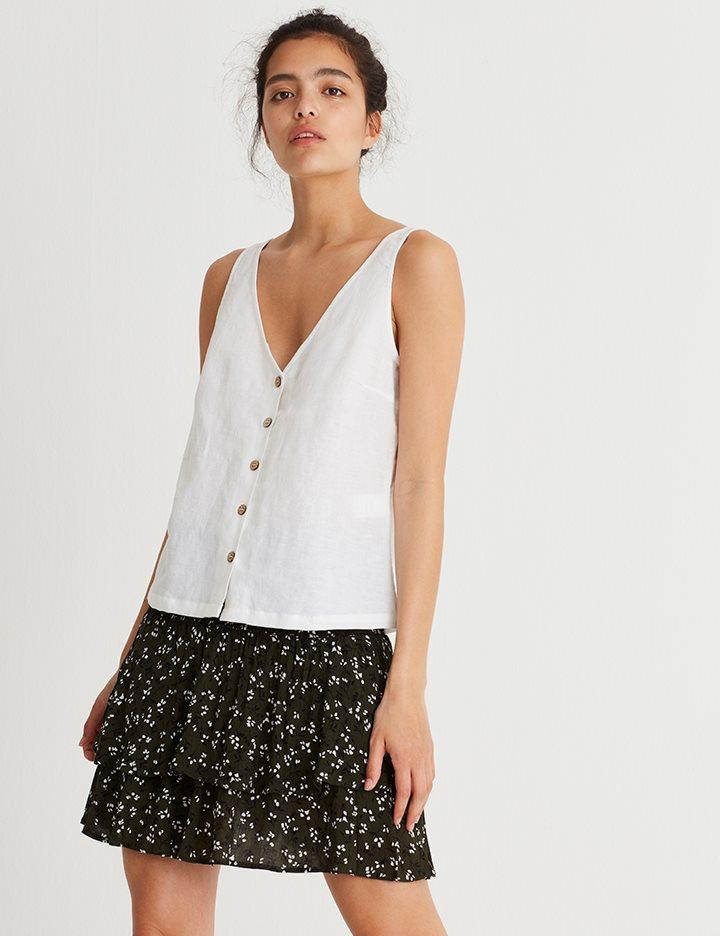 37e26df01b1 Toppe, bluser og T-shirts hos mbyM | Smarte toppe til kvinder