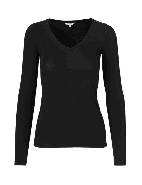 ddab69fc2f1 Shop Vanna Gogreen Top - Black - mbyM